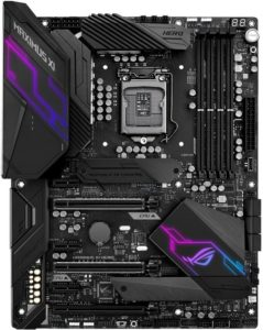 Top Motherboards for Core i7-9700K ASUS-ROG-MAXIMUS-XI-HERO