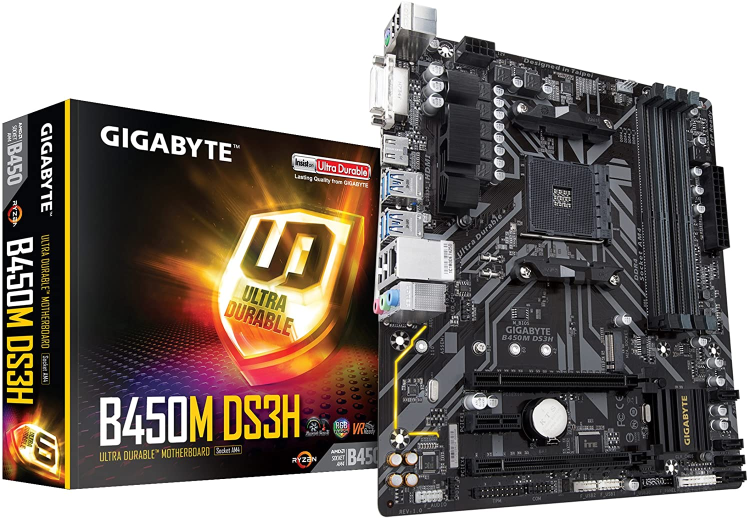 Best 8 Motherboards For Ryzen 3 2200G - Top Reviews-digitalupbeat